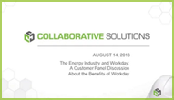 The Energy Industry and Workday A Customer Panel Discussion About the Benefits of Workday