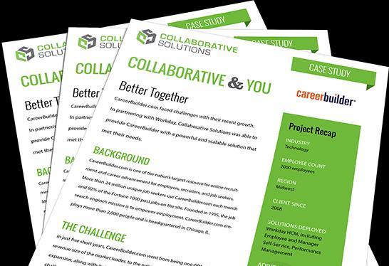 CareerBuilder Case Study