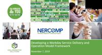NERCOMP Webinar Developing a Workday Service Model Thumbnail