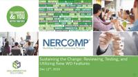 NERCOMP Webinar Sustaining the Change Thumbnail