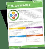 Strategy Datasheet Icon